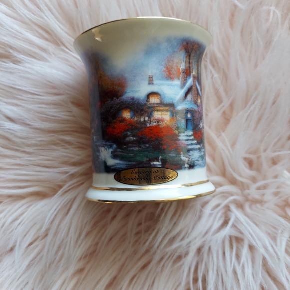 Thomas Kinkade Cup